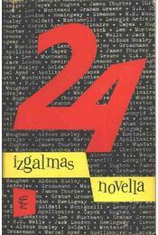 24 izgalmas novella - Réz Pál - Régikönyvek