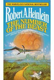 The Number of the Beast - Robert A. Heinlein - Régikönyvek