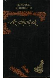 Az alkirályok - Roberto, Federico de - Régikönyvek