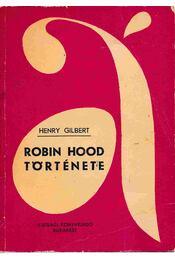 Robin Hood története - Régikönyvek