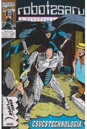Robotzsaru 1993/2. 11. szám - Régikönyvek