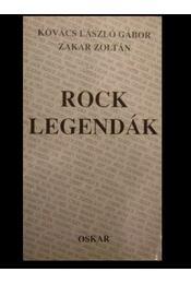 Rocklegendák - Régikönyvek