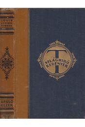 Áruló kezek - Rogger, Louis Lucien - Régikönyvek