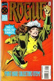 Rogue Vol. 1 No. 1 - Régikönyvek