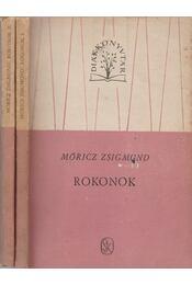 Rokonok I-II. - Régikönyvek
