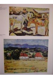 A román festőművészet képcsarnoka - Régikönyvek