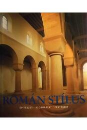 Román stílus - Régikönyvek