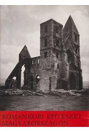 Románkori építészet Magyarországon - Régikönyvek