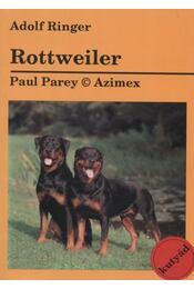 Rottweiler - Régikönyvek