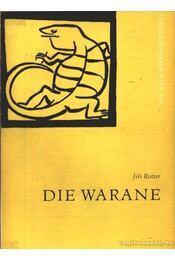 Die Warane - Rotter, Jirí - Régikönyvek