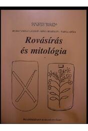 Rovásírás és mitológia - Régikönyvek