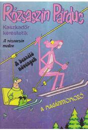 Rózsaszín Párduc 6. szám 1988/06. - Régikönyvek