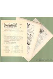 Levelezési Sakkhiradó 1977. (hiányos) - Rutkay Antal (szerk.) - Régikönyvek