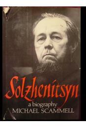Solzhenitsyn - Régikönyvek