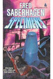 Specimens - SABERHAGEN, FRED - Régikönyvek