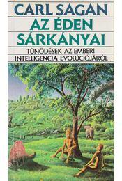 Az éden sárkányai - Sagan, Garl - Régikönyvek