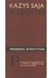 A szőttes - Saja, Kazys - Régikönyvek