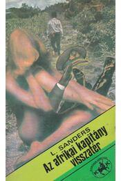 Az afrikai kapitány visszatér - Sanders, Lawrence - Régikönyvek