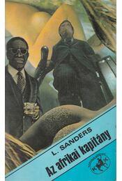 Az afrikai kapitány - Sanders, Lawrence - Régikönyvek