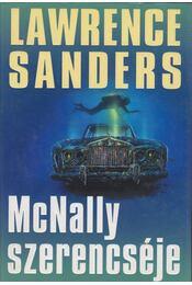 McNally szerencséje - Sanders, Lawrence - Régikönyvek