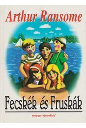 Fecskék és Fruskák - Régikönyvek