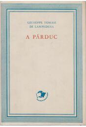 A párduc - Régikönyvek