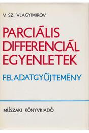 Parciális differenciálegyenletek - Régikönyvek