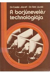 A borjúnevelés technológiája - Régikönyvek