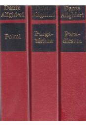 Az isteni színjáték I.-III. (mini) - Régikönyvek