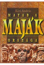 Mayab, a maják országa - Régikönyvek