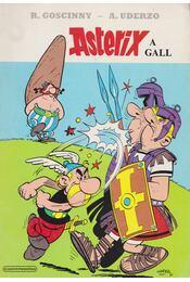 Asterix, a gall - Régikönyvek