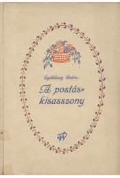 A postáskisasszony - Régikönyvek