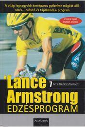 A Lance Armstrong edzésprogram - Régikönyvek