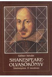Shakespeare-olvasókönyv - Régikönyvek