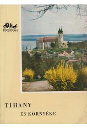 Tihany és környéke - Régikönyvek
