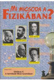 Mi micsoda a fizikában? - Régikönyvek