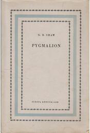Pygmalion - Régikönyvek