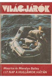 117 nap a hullámok hátán - Régikönyvek