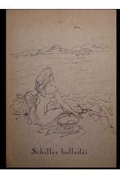 Friedrich Schiller balladái - Régikönyvek