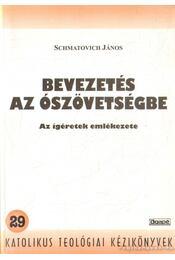 Bevezetés az Ószövetségbe - Schmatovich János - Régikönyvek