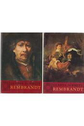 Rembrandt I-II. - Schmitt, Gladys - Régikönyvek