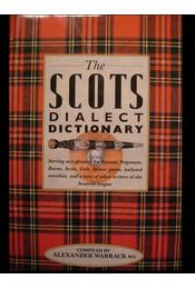 The scots dialect dictionary - Régikönyvek