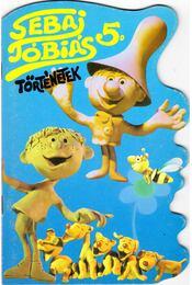 Sebaj Tóbiás történetek 5. - Régikönyvek