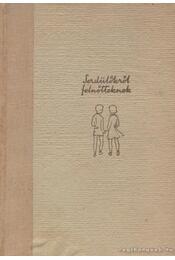 Serdülőkről felnőtteknek - Korein Andor, Nagy Jánosné - Régikönyvek