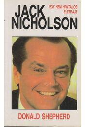 Jack Nicholson - Shepherd, Donald - Régikönyvek