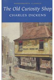 The Old Curiosity Shop - Charles Dickens - Régikönyvek