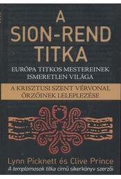 A Sion-rend titka - Régikönyvek