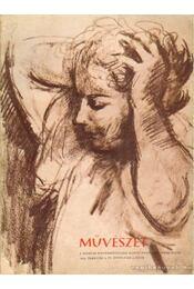 Művészet 1963. február IV. évf. 2. szám - Solymár István - Régikönyvek
