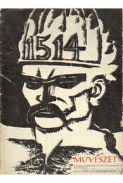 Művészet 1963. június 6. szám - Solymár István - Régikönyvek