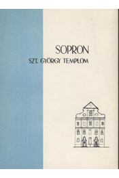 Sopron, Szent György templom - Régikönyvek